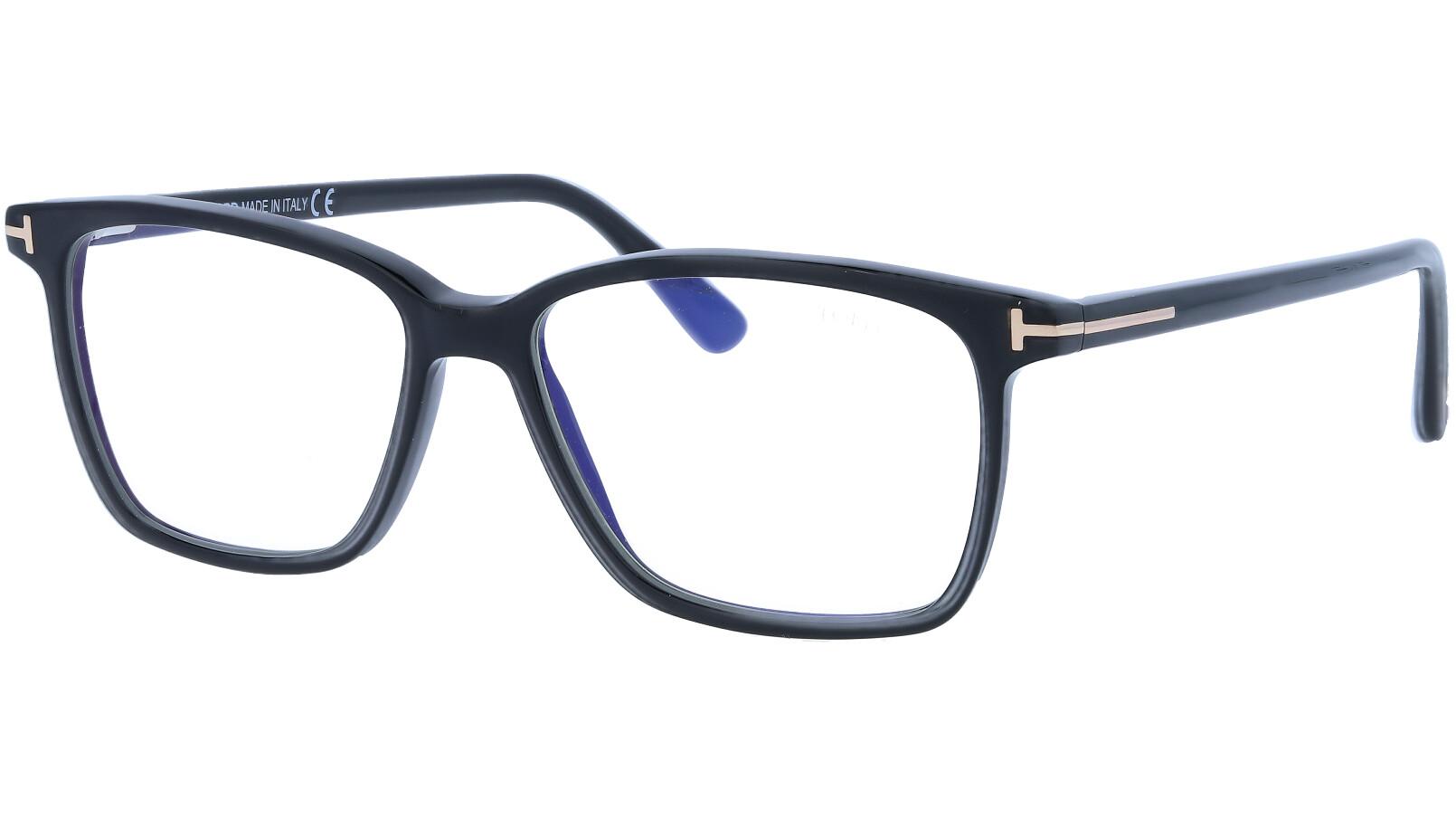 TOM FORD FT5478B 001 53 BLACK Glasses