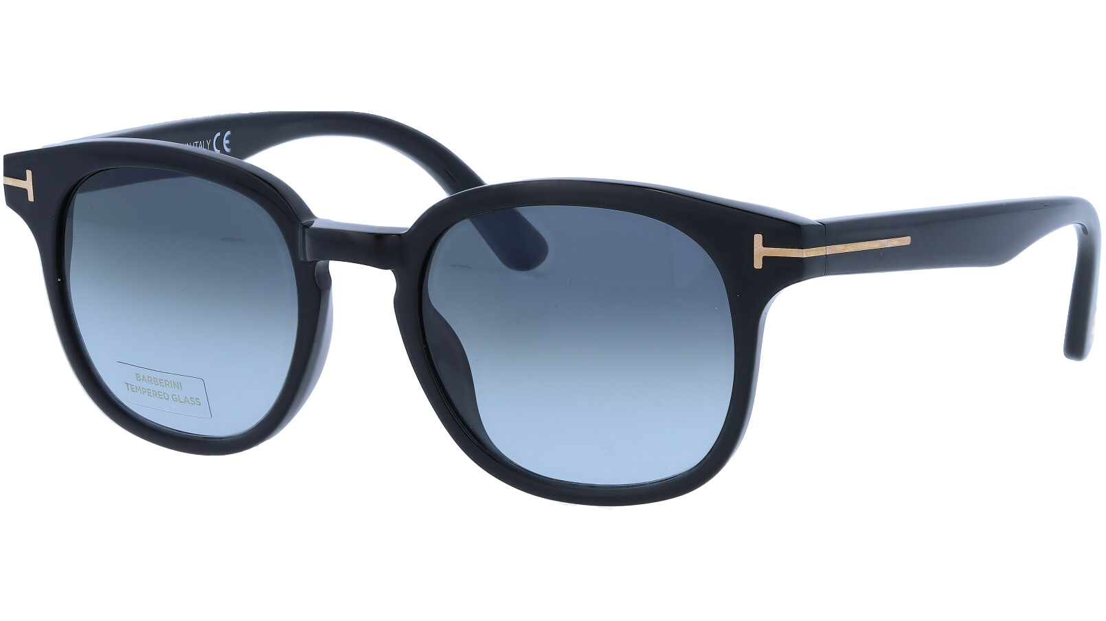 Tom Ford TF399 01N 50 Black Sunglasses