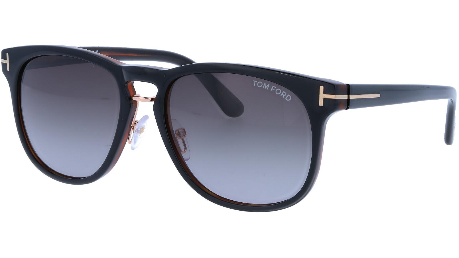 Tom Ford TF346 01V 55 Black Sunglasses