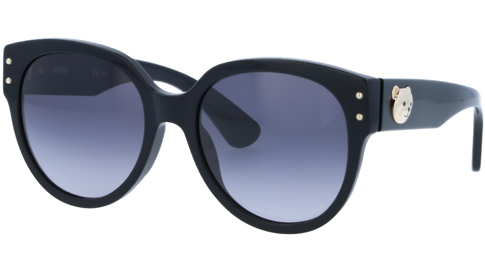 MOSCHINO MOS013S8079O 56 BLACK Sunglasses