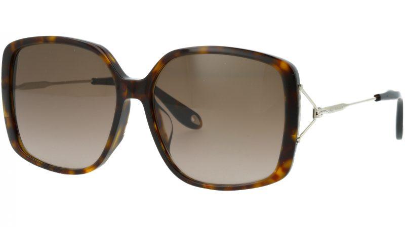 GIVENCHY GV7019FS AQTJ6 58 DKHAVN Sunglasses