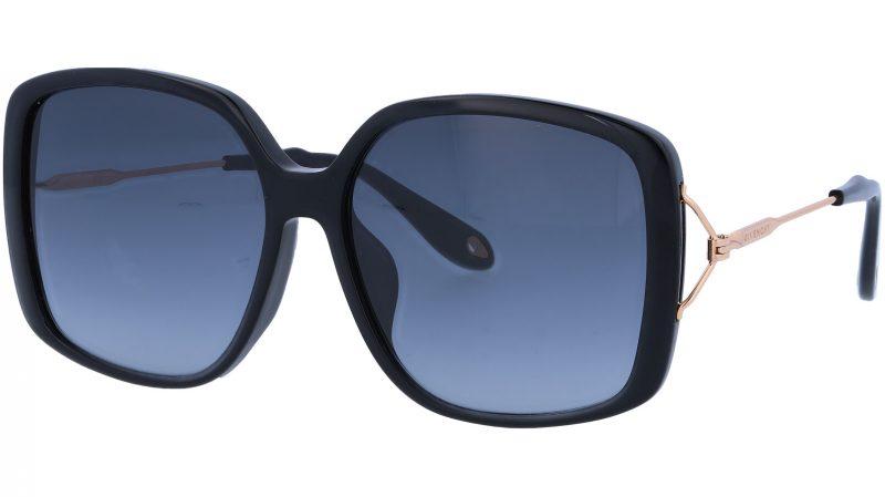 Givenchy GV7019FS 06KHD Blkgld Sunglasses