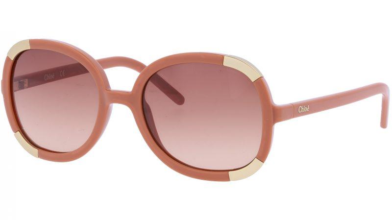 Chloé CE3603S 204 51 Brown Round Sunglasses