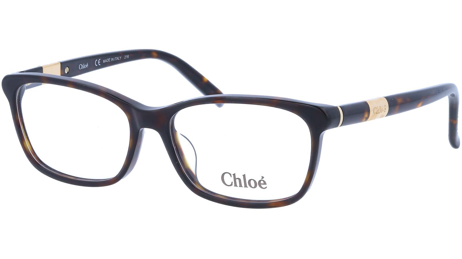 CHLOE CE2628 219 53 TORTOISE Glasses