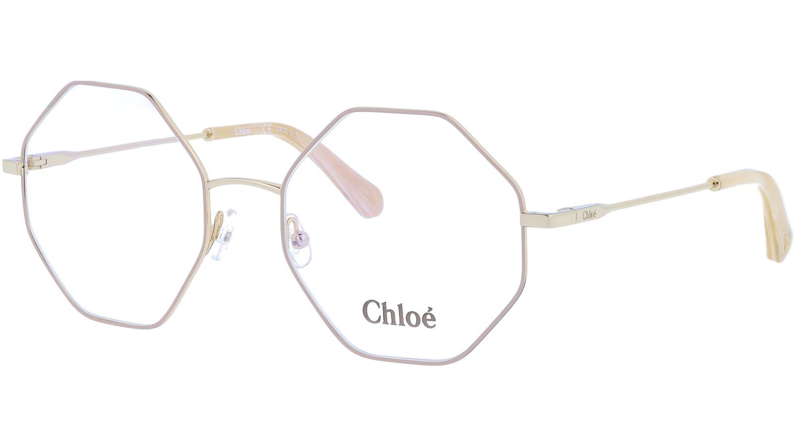 Chloé CE2134 743 55 Gold Glasses
