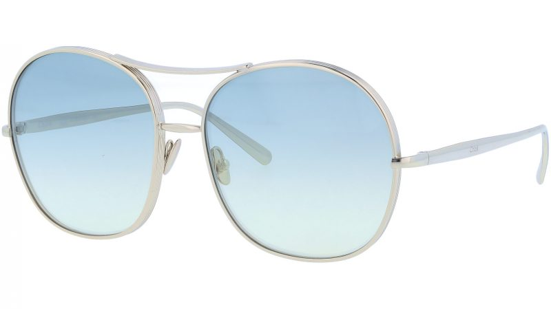 CHLOE CE128S 733 61 Gold Sunglasses