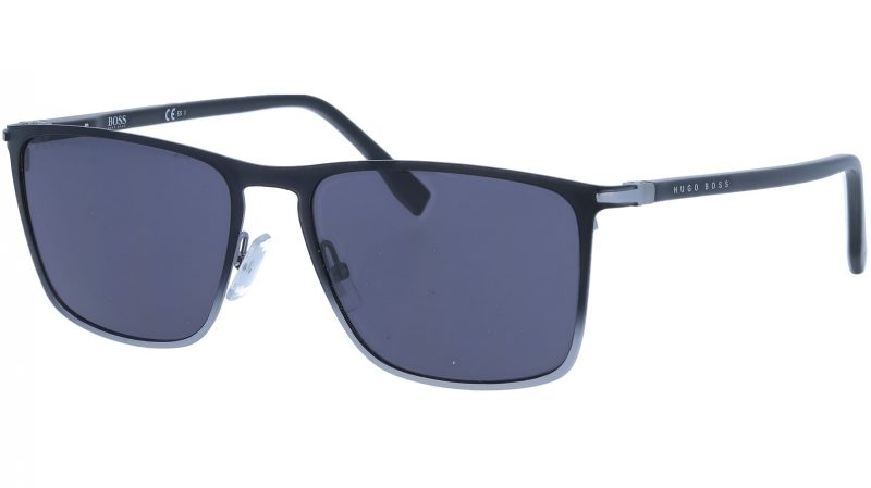 HUGO BOSS BOSS1004S O6WIR 56 BLK Sunglasses