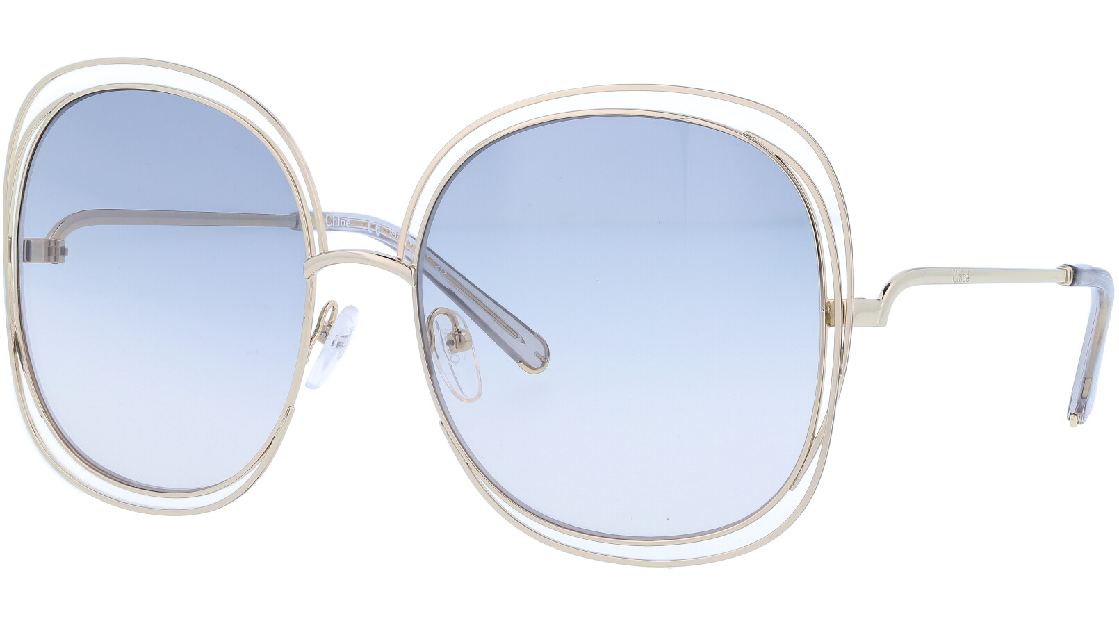 CHLOE CE126S 734 62 GOLD Sunglasses
