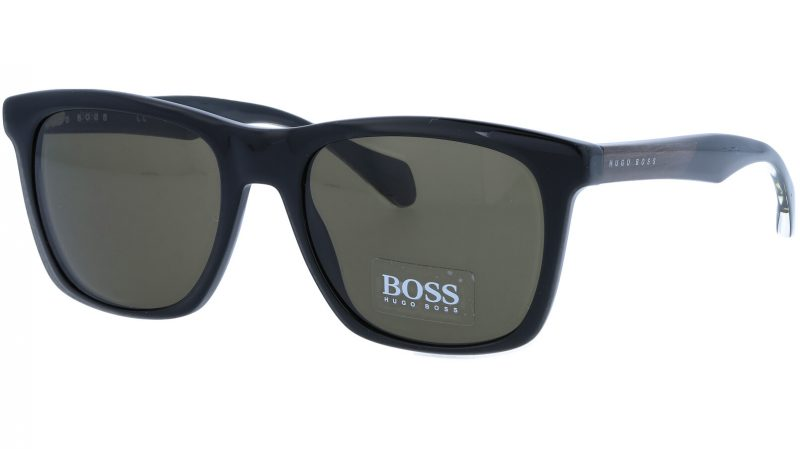 HUGO BOSS BOSS0911NS 807IR 53 BLACK Sunglasses