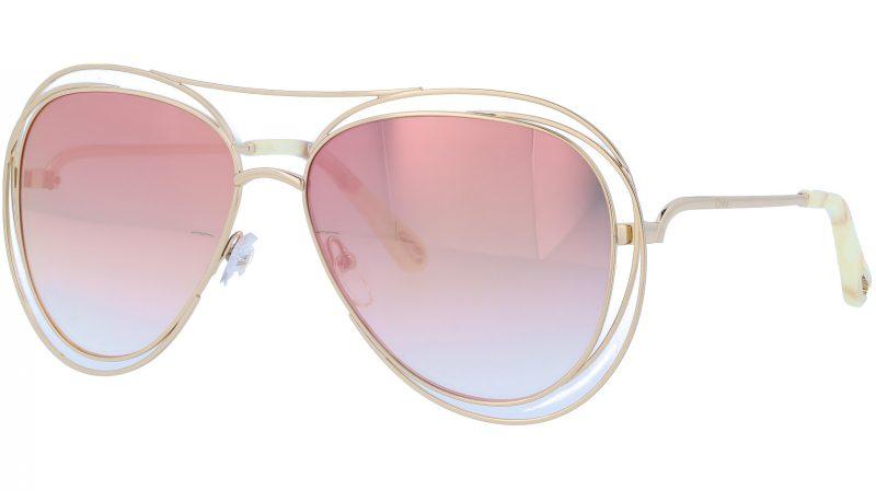 CHLOE CE134S 794 61 GOLD Sunglasses