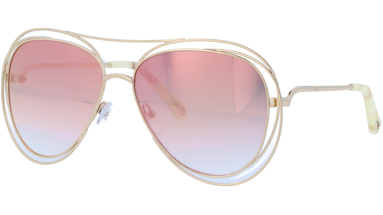 CHLOE CE134S 794 61 GOLD Sunglasses