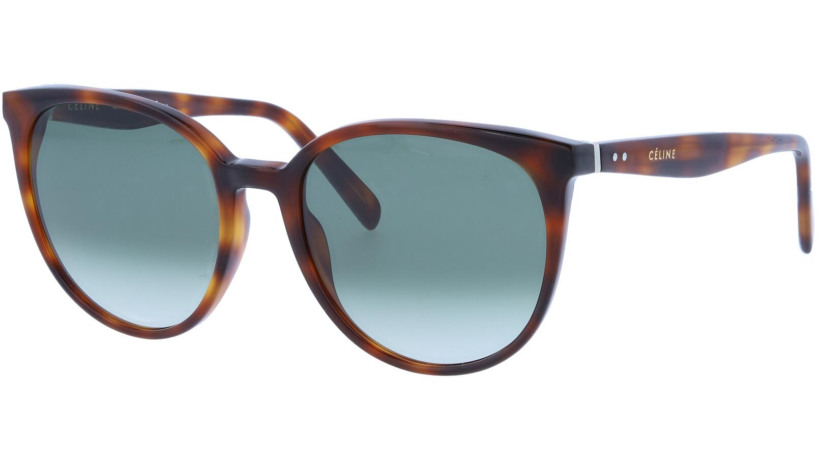 Celine CL41068S 05LXM 55 Havana Sunglasses