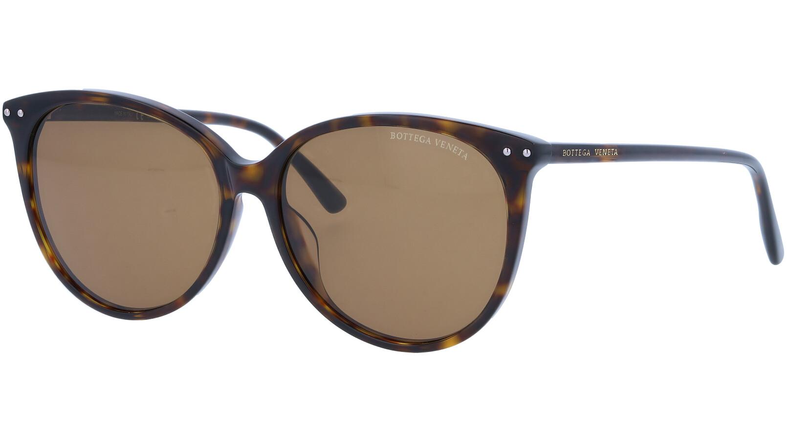 Bottega Veneta BV0159SA 002 57 Anana Sunglasses