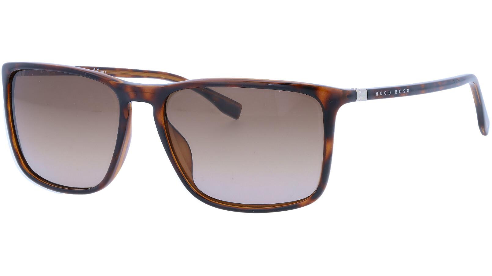 Hugo Boss BOSS0665S DWJHA 57 Havana Sunglasses