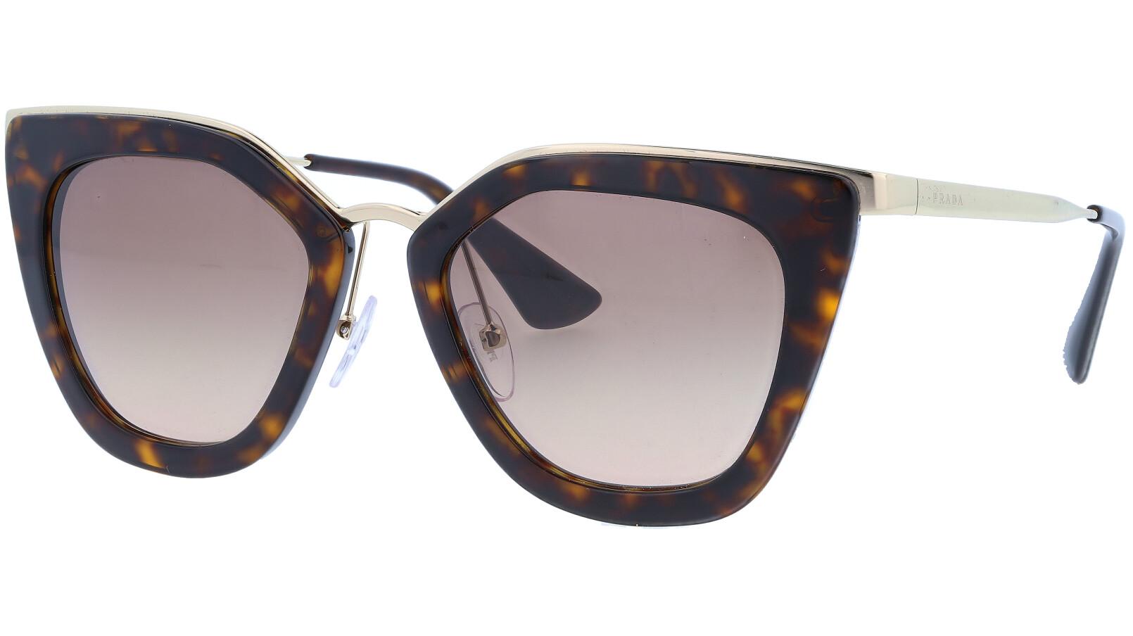 PRADA PR53SS 2AU3D0 52 HAVANA Sunglasses