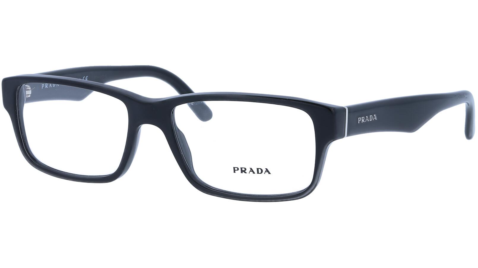 PRADA PR16MV 1AB1O1 55 BLACK Glasses