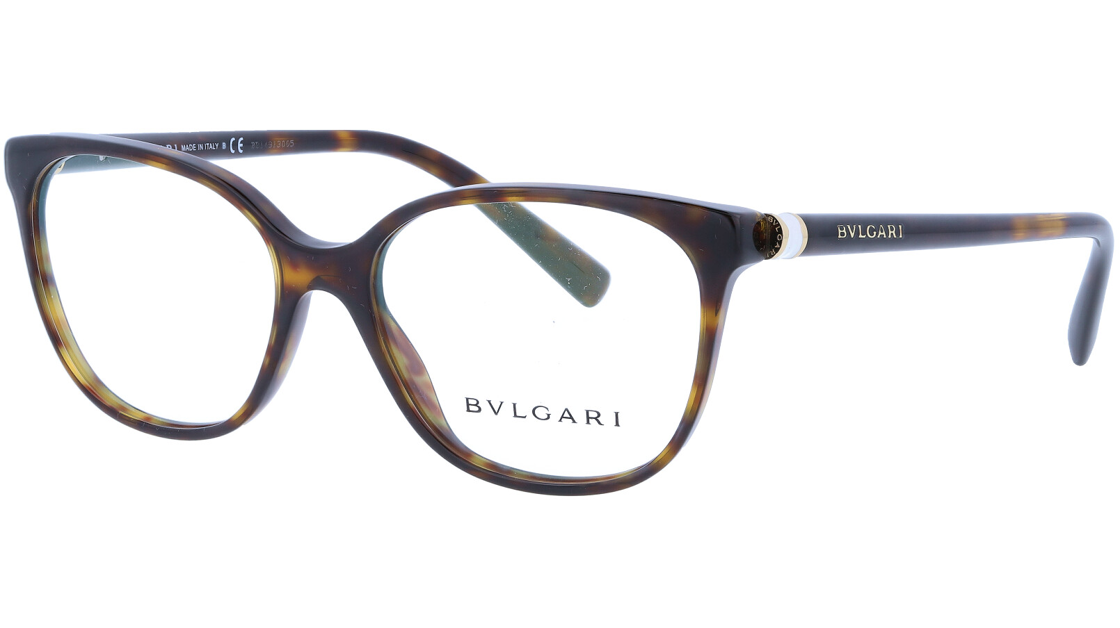 BVLGARI BV4129 504 54  HAVANA Glasses