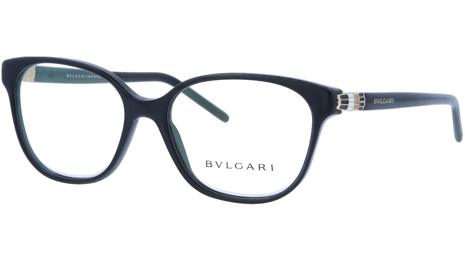BVLGARI BV4105 501 54 BLACK Glasses
