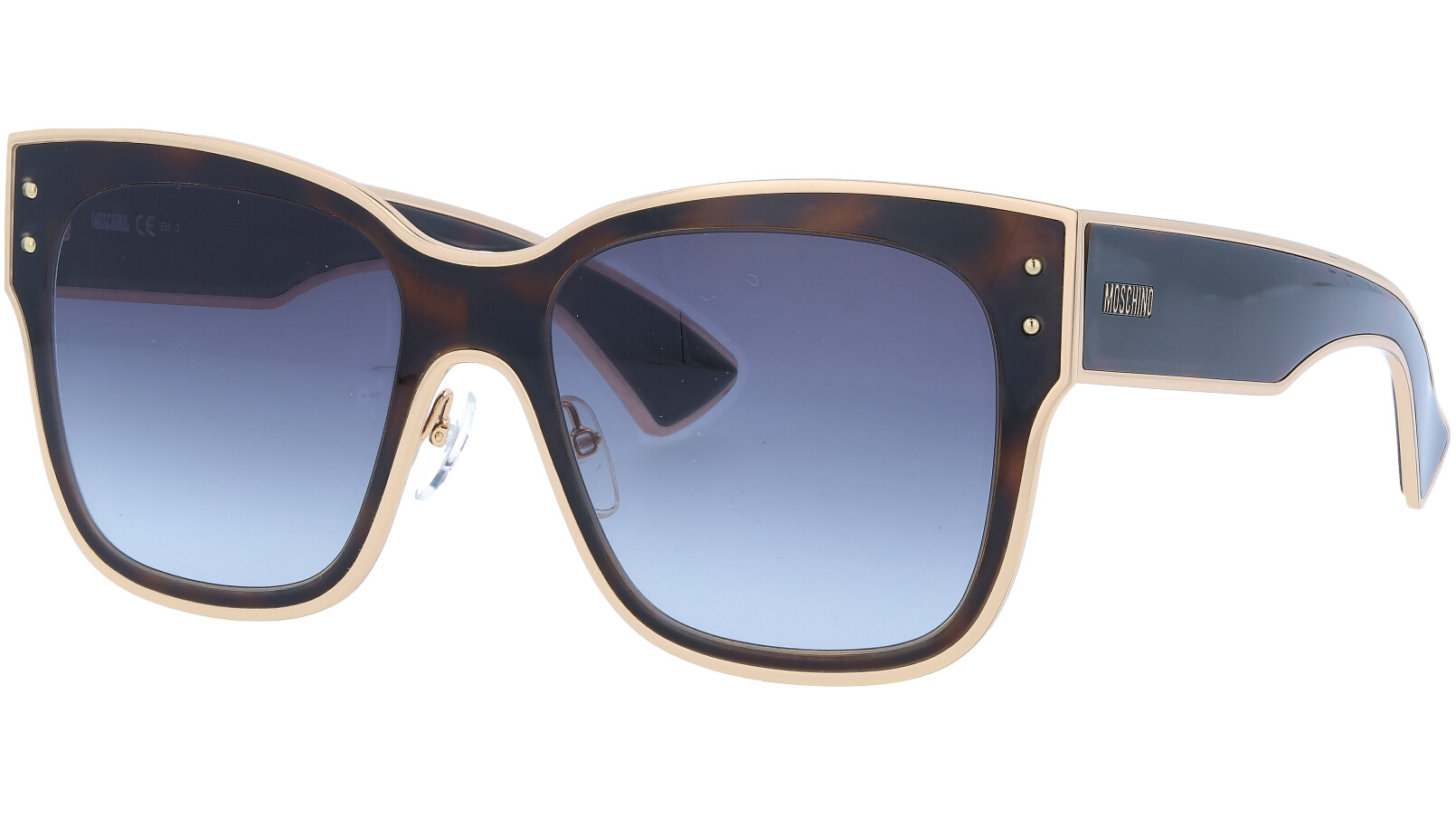 MOSCHINO MOS000S 086 55 DARK Sunglasses