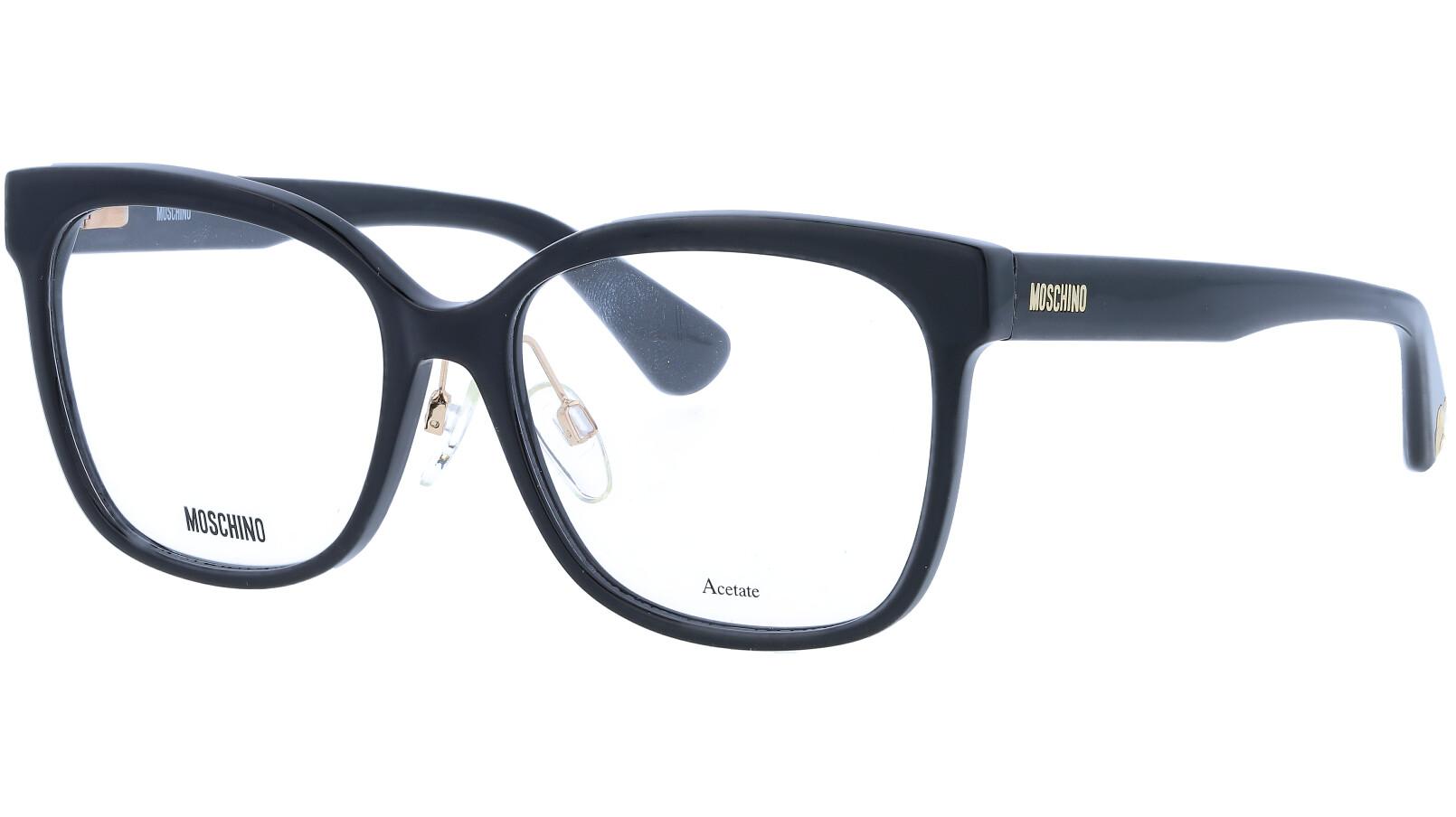 MOSCHINO MOS508 807 53 BLACK Glasses