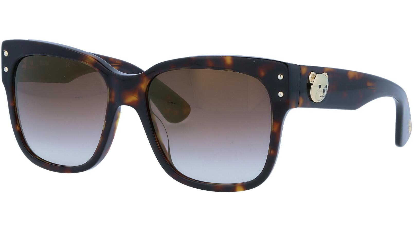MOSCHINO MOS008S 086JL 56 DARK Sunglasses