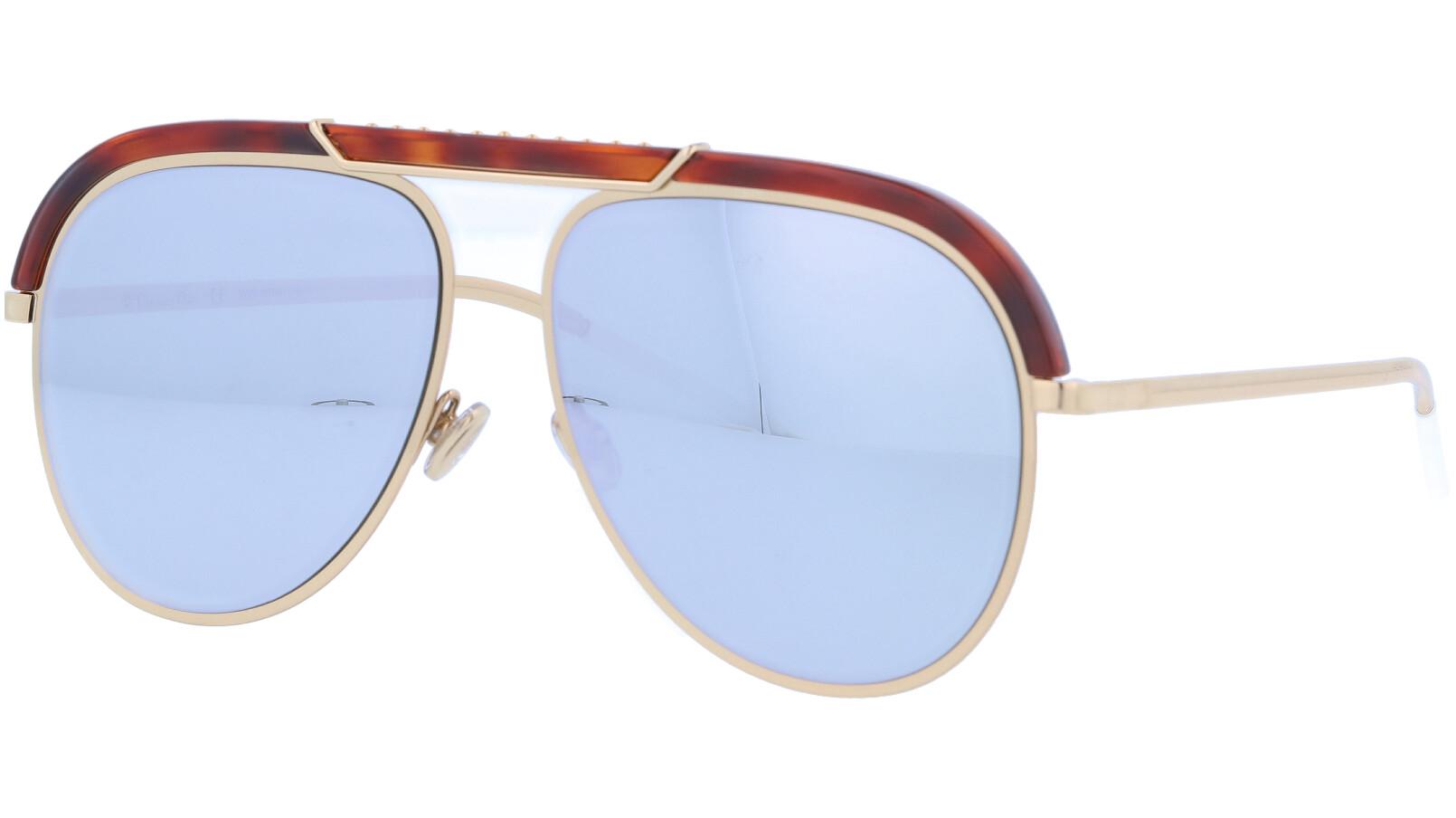 DIOR DIORDESERTIC 2IK0T 58 HAVANA Sunglasses