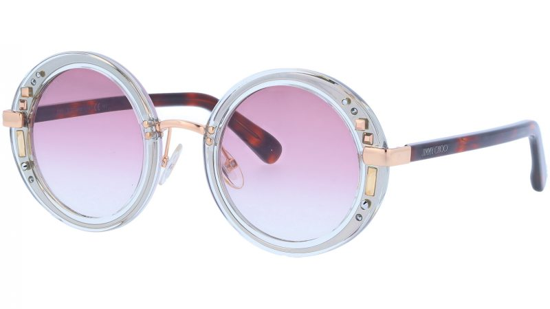 Jimmy Choo GEMS 2KQFW 48 CRYPLD Sunglasses