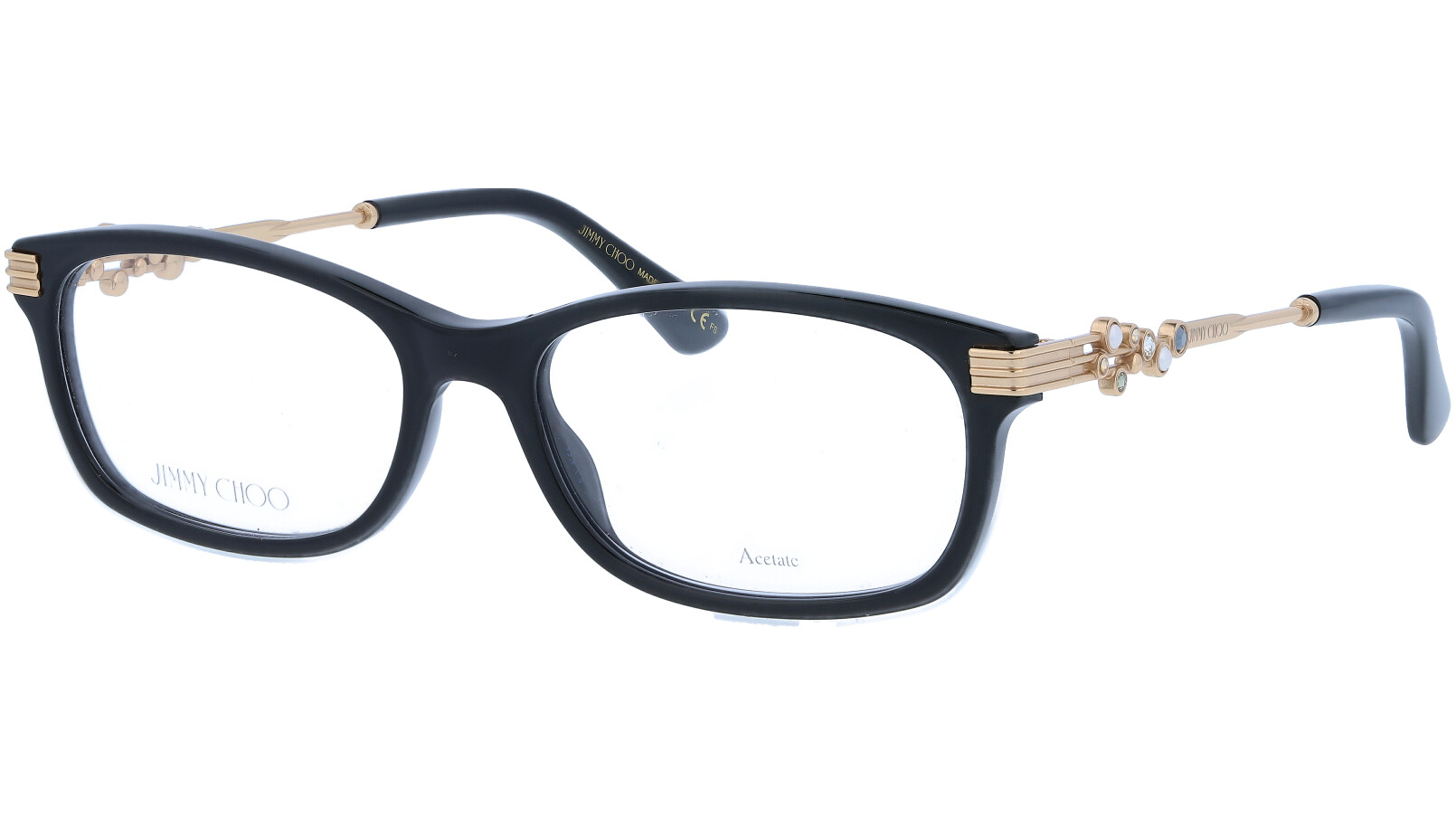 JIMMY CHOO JC211 807 54 BLACK Glasses