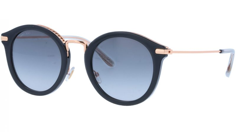 JIMMY CHOO BOBBYS 807 49 BLACK Sunglasses
