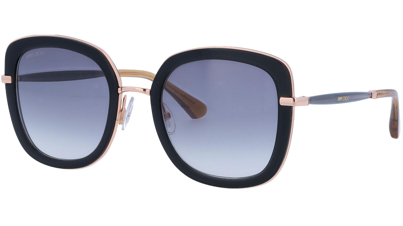 Jimmy Choo GLENNS QBQNH 52 PK Sunglasses