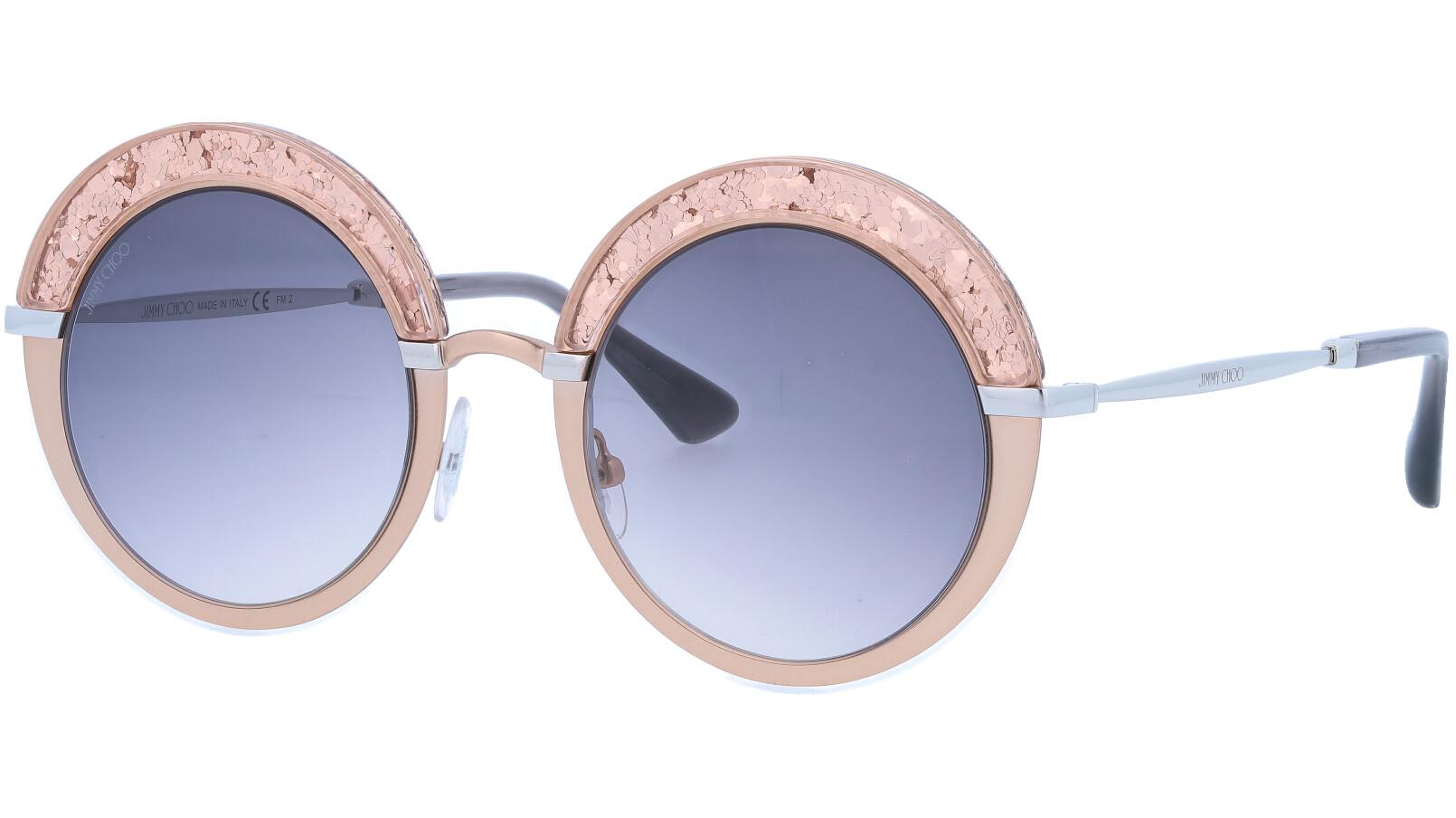 Jimmy Choo GOTHAS 68I9C 50 Nude Sunglasses