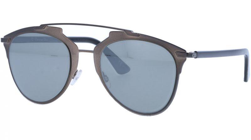 Dior REFLECTED M2PSF 52 Black Sunglasses