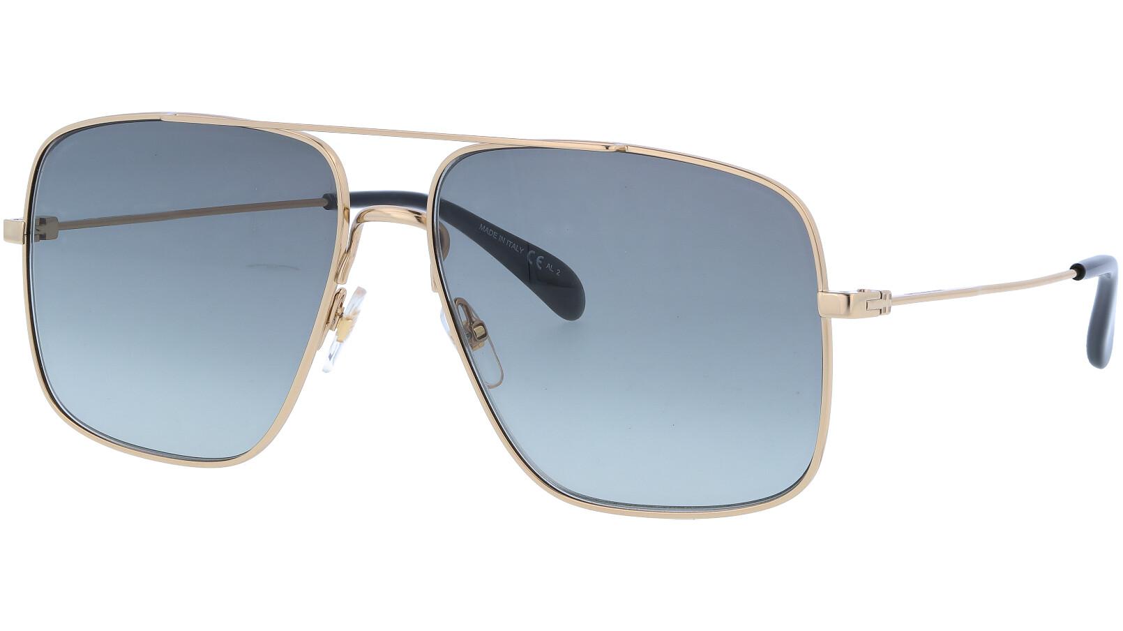 GIVENCHY GV7119S J5GHA 61 GOLD Sunglasses
