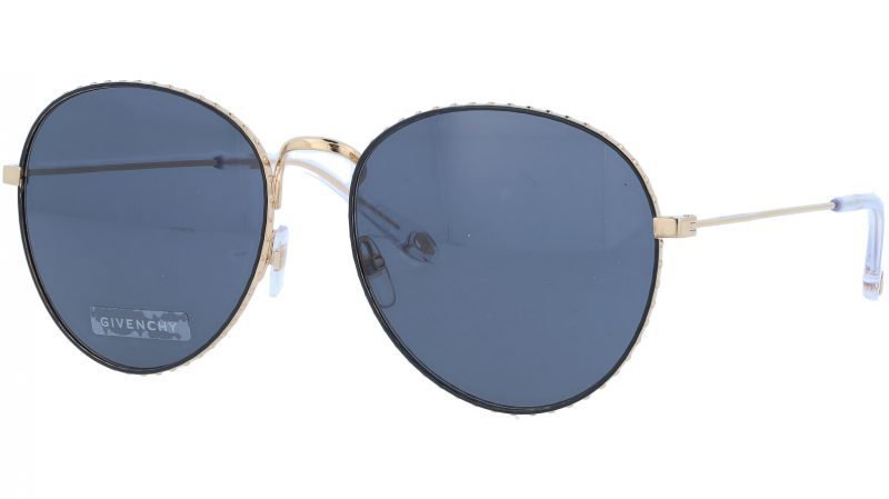 Givenchy GV7089S J5GIR 60 Gold Sunglasses