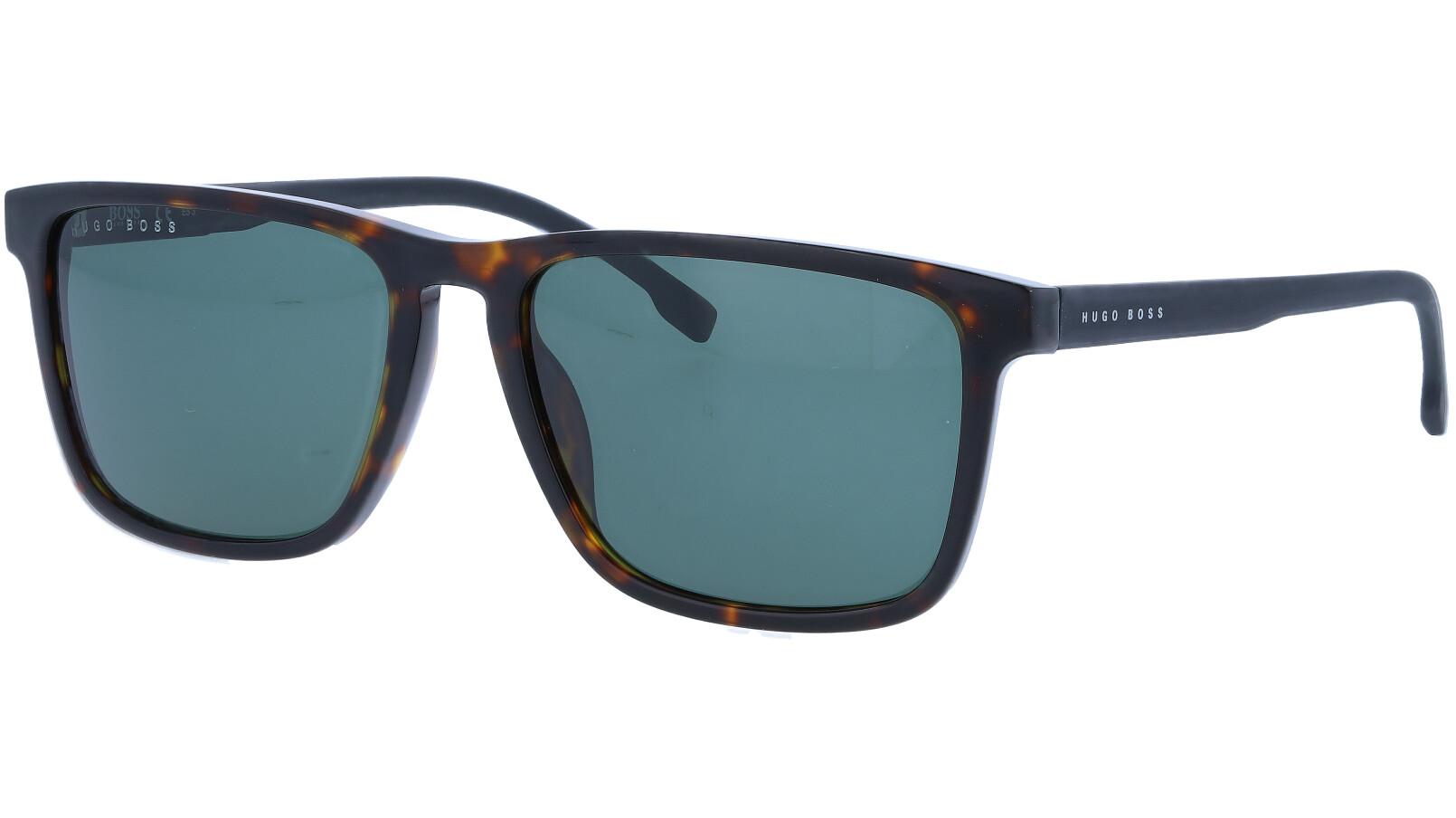 Hugo Boss BOSS0921S 086QT 55 Dark Sunglasses