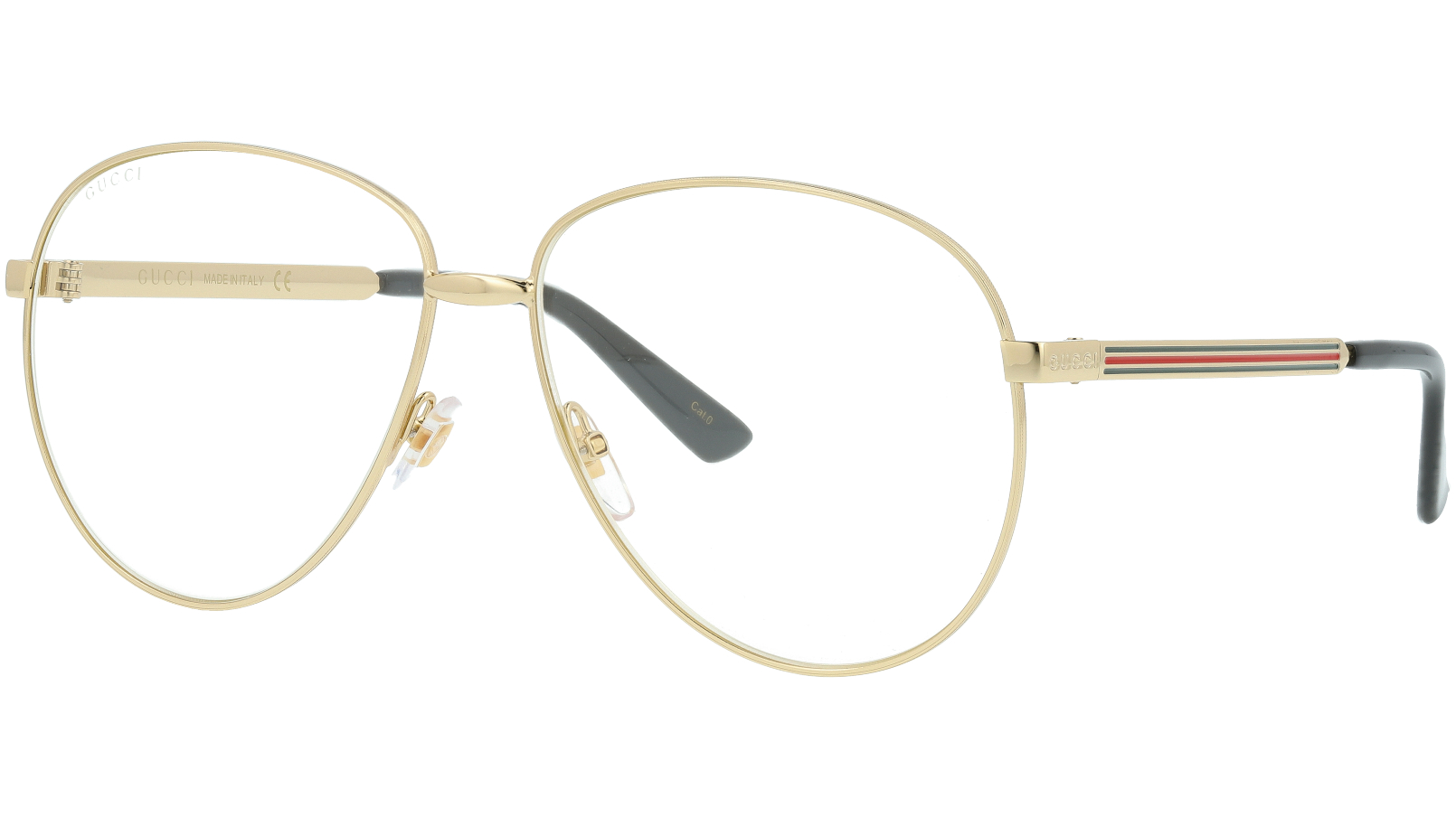 GUCCI GG0138S 003 61 GOLD Glasses
