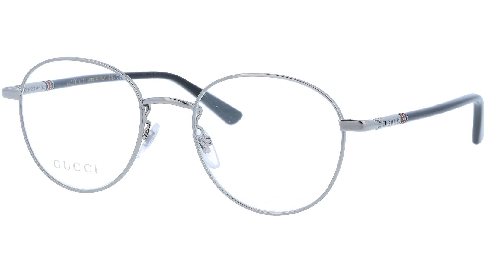 GUCCI GG0392O 001 51 RUTHENIUM Glasses