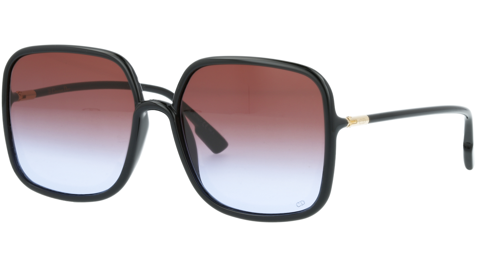 DIOR SOSTELLAIRE1 807YB 59 BLACK Sunglasses