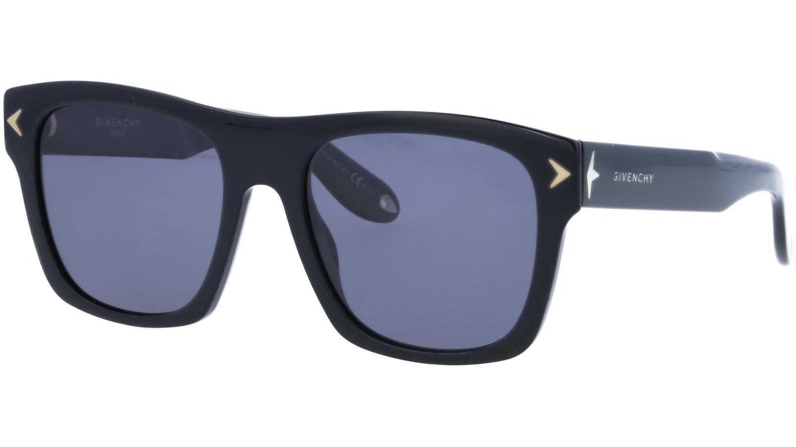 Givenchy GV7011S 807TD 55 Black Sunglasses