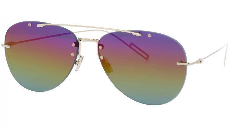Dior CHROMA1F J5GR3 62 Gold Sunglasses