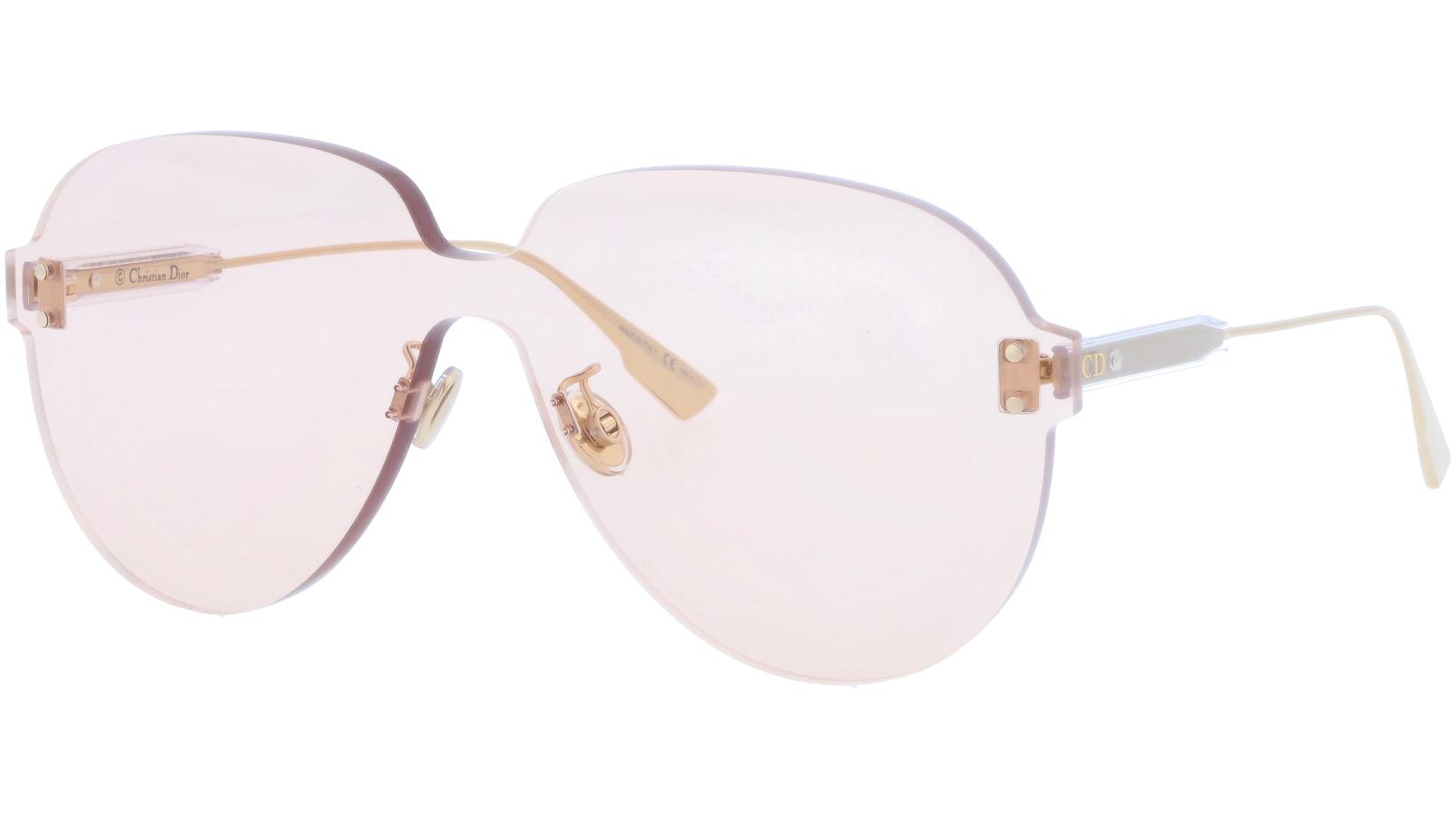 Dior COLORQUAKE3 40GHO 99 Yellow Sunglasses