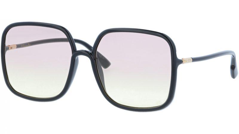 Dior SoStellaire1 807VC 59 Black Sunglasses