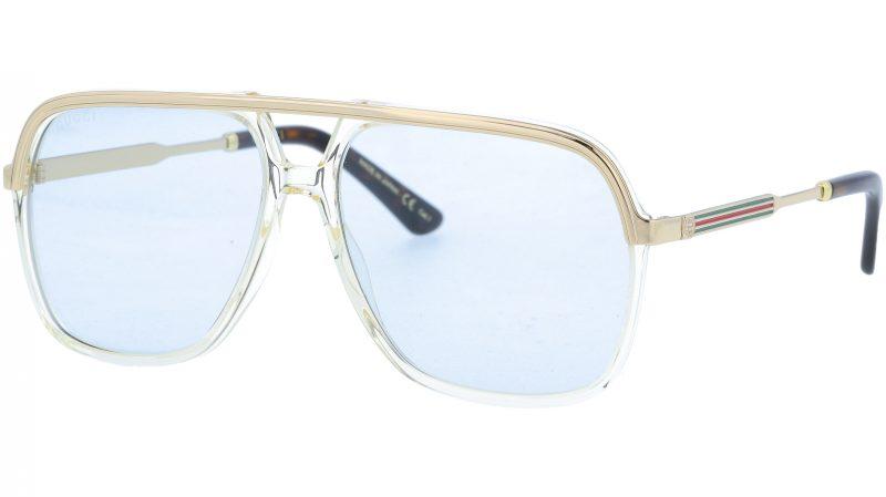 GUCCI GG0200S 005 57 YELLOW Sunglasses