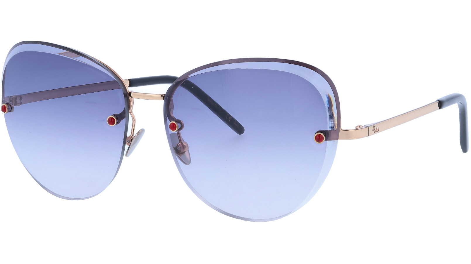 POMELLATO PM0029S 001 60 GOLD Sunglasses