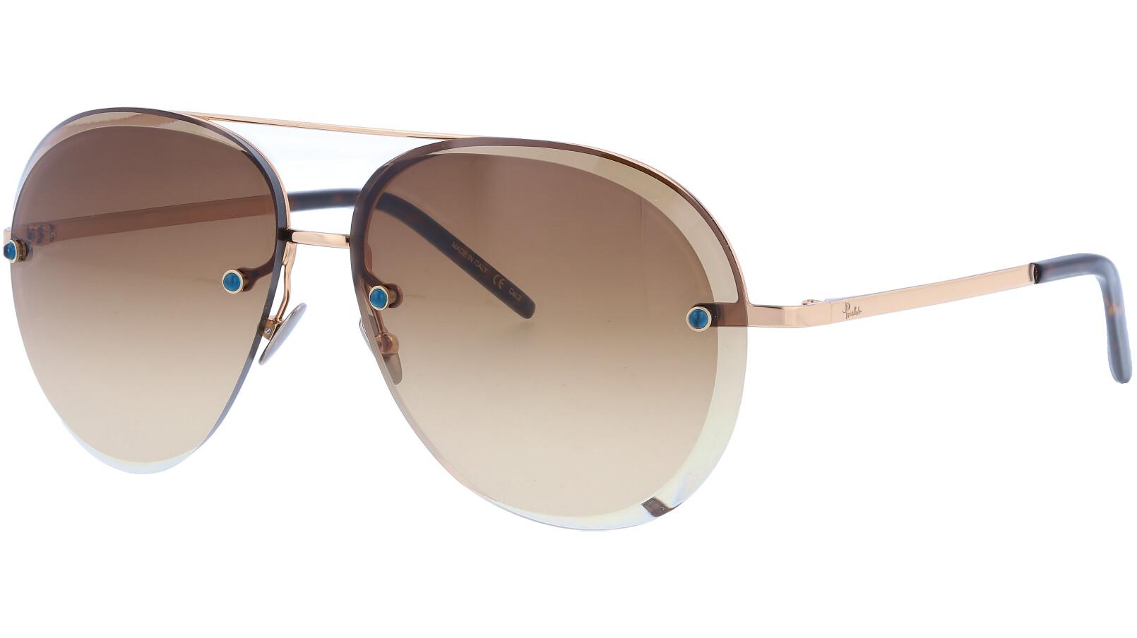 POMELLATO PM0027S 002 60 GOLD Sunglasses