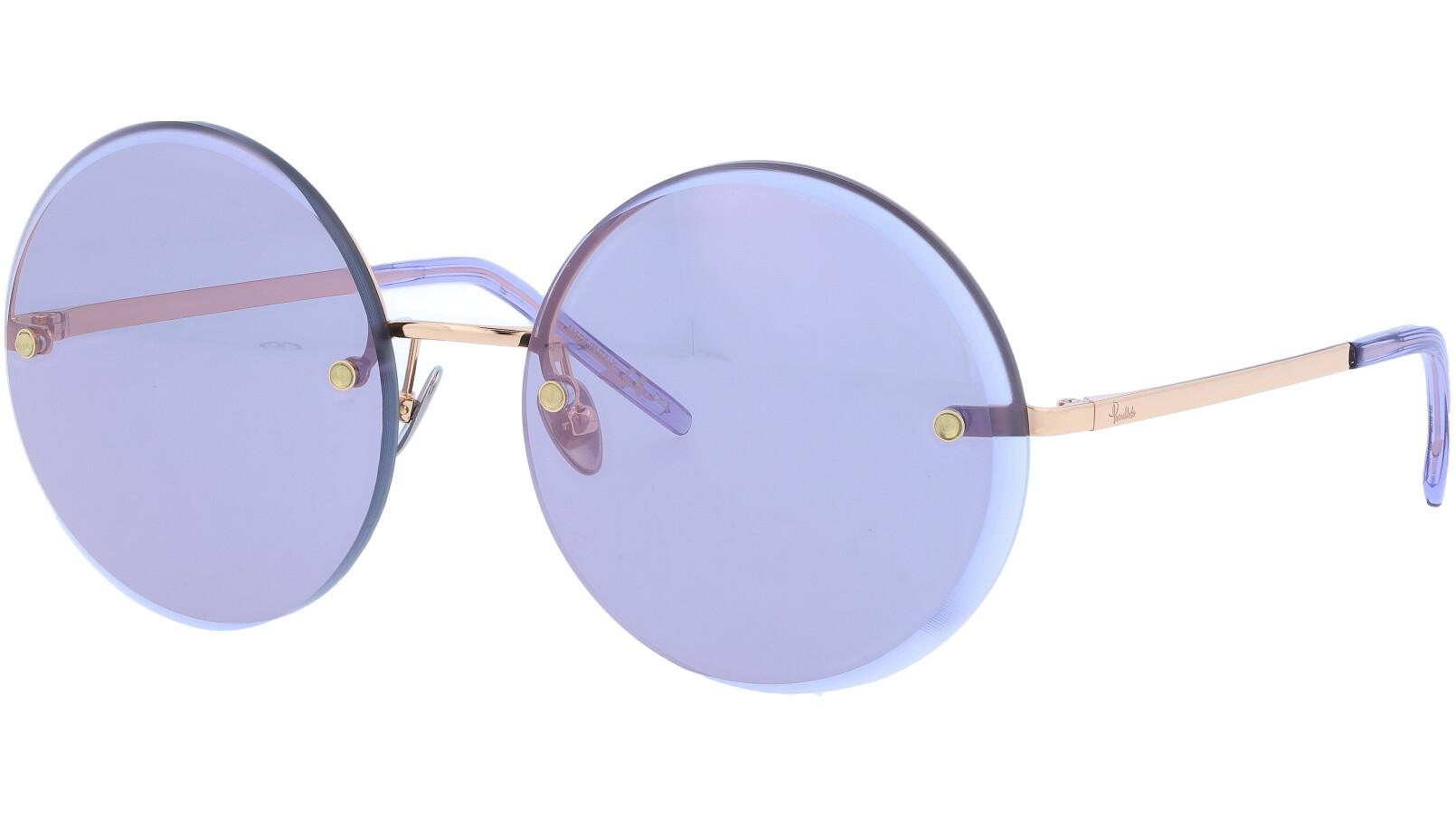 POMELLATO PM0060S 001 58 GOLD Sunglasses