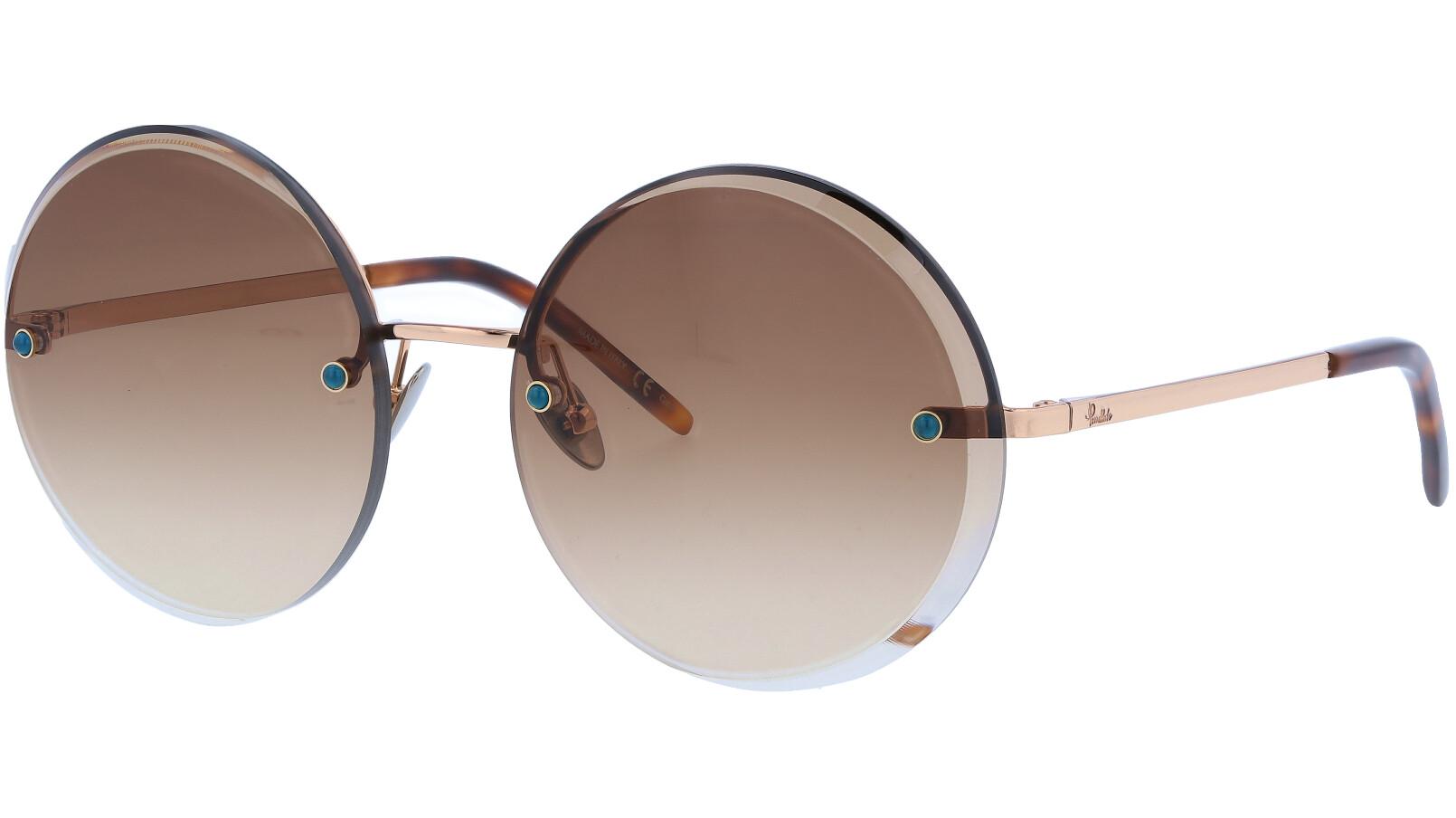 POMELLATO PM0060S 002 58 GOLD Sunglasses