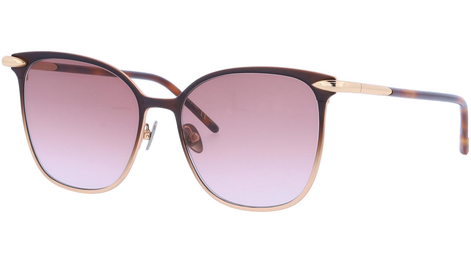 POMELLATO PM0052S 002 53 BROWN Sunglasses