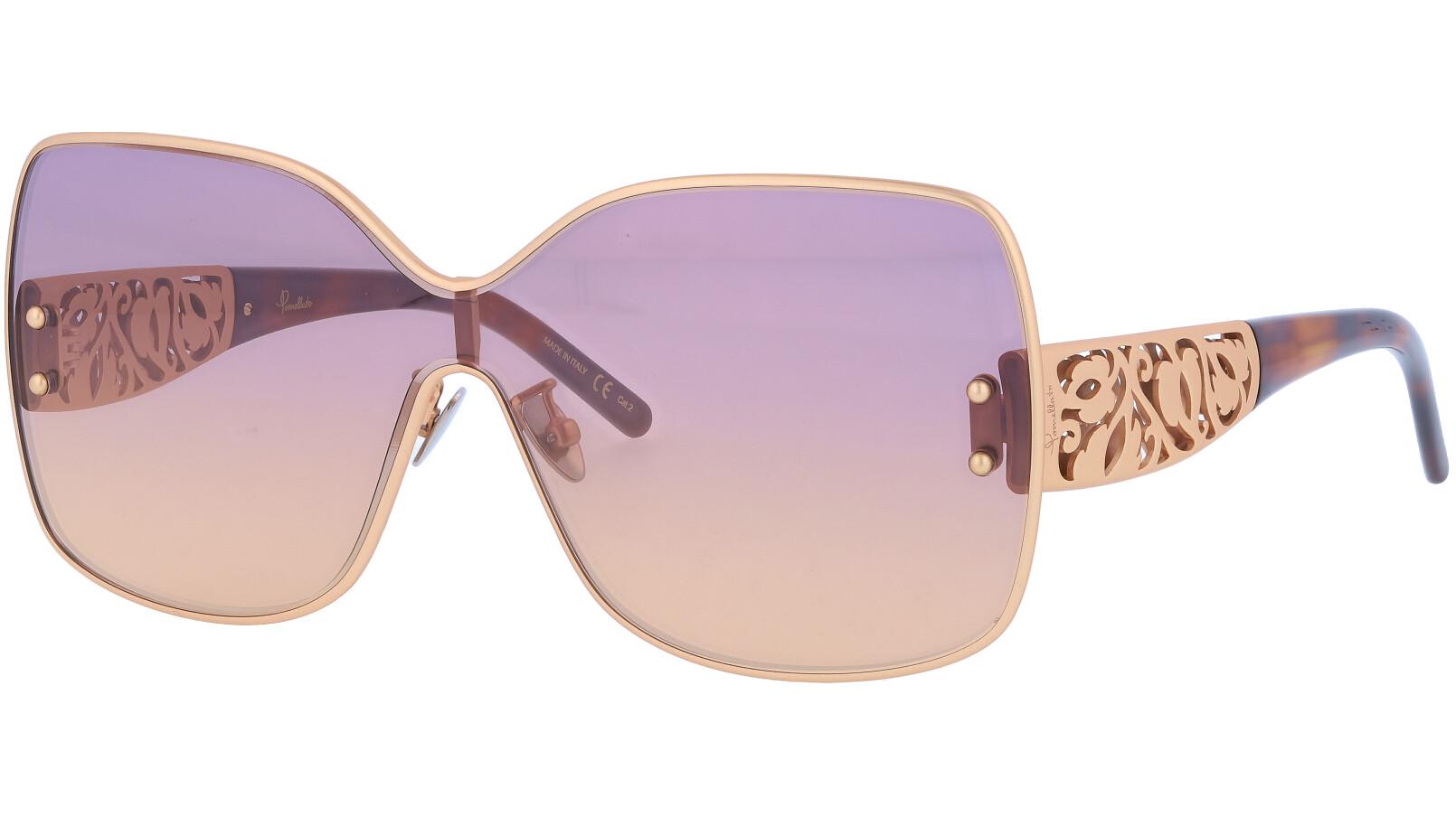 POMELLATO PM0044S 001 99 GOLD Sunglasses
