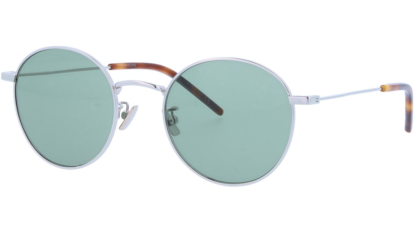 Saint Laurent SL250 002 52 Silver Sunglasses